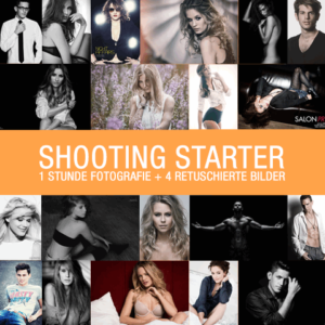 Gutschein Portrait Shooting STARTER